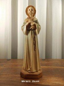Franciscus van Asissi 25cm MN 9415