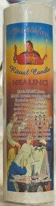 Healing kaars