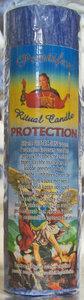 Protection kaars